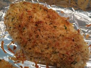 parmesan baked chicken