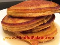 Pumpkin Pancakes WM
