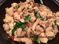 Thai Basil Chicken WM