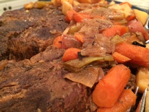 New England Pot Roast