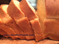 Sharp Cheddar Cheese Bread