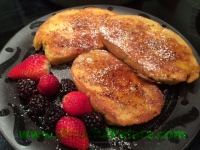 French Toast with berries WM