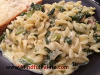 Fusilli and Broccoli Raab WM