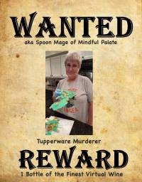 Tupperware Murderer