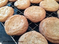 Brown Sugar Cookies new WM 400