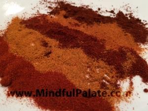 Chile Powders WM