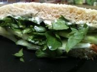 CukeCressSandwich