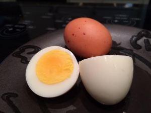 eggs hardboiled