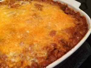 enchilada pie low fat