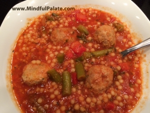 Meatball Soup WM