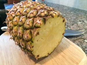Pineapple End Cut