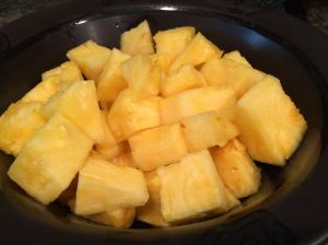 pineapple golden chunks