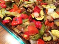 Three Pepper Ratatouille