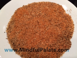 Tonys Meat Rub for Lamb or Beef WM