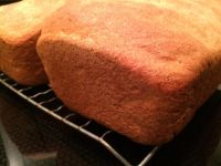Tonys Bread close up