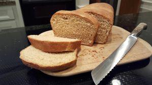 Tonys Bread sliced