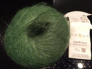 Kidsilk Haze Green