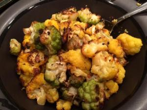 cauliflower roasted