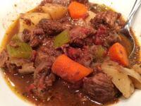 mamas beef stew bowl